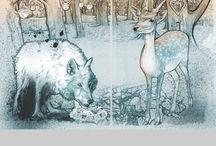Иллюстрации / картинки к книгам