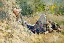 ART ~ Alexi Zaitsev Russian painter
