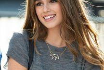 The beautiful Miss Kaia Gerber