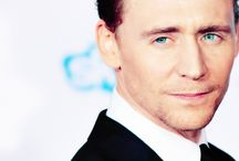 Tom Hiddleston / by Maghan Hunt