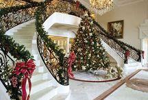Escaleras Navidad
