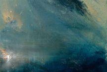 Maleri inspirasjon / Maleri, kunst og farger