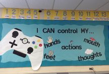 Bulletin Boards - School Counseling / by Stacy Browning