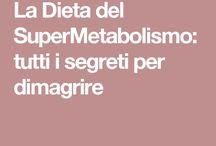 dieta super  metabolismo