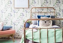 little girl & kid bedroom