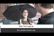 Deutsch videos / by Cloclo ROCHE