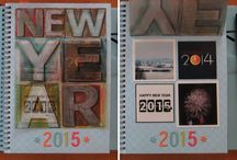 PUFFIN´s Mod SMASH book - Year 2015 / The Mod Smashbook pages I´ve creted © Puffin / Happy mail ninja