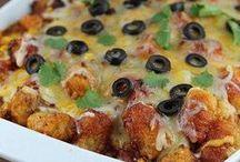 Food: HOTdish, delish