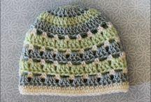 knitting patterns / hats