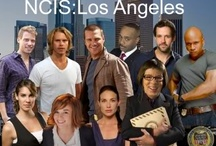 NCIS: Los Angeles / by Angelica Kennell