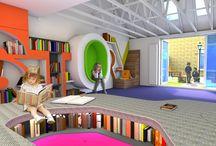 Anaokulu Kütüphane