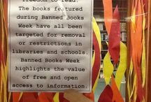 Library Banned Books Week