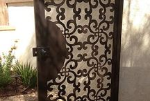 Gates / Iron gates, decorative gates, garden gates and all other gates