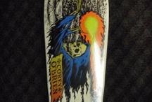Skateboards I have owned