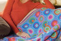 Crochet Circles and Stars / Circles