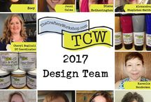 The Crafter's Workshop (TCW) Design Team