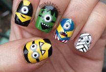 nechciky / nails