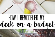 DIY: Outdoor Projects