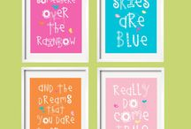 Nursery Ideas / by Jamie Ruch
