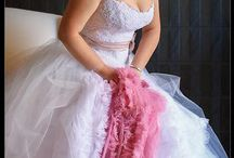 Bride Petticoats Color / Gorgeous Chiffon Petticoats for bridal, weddings, Prom, Homecoming and more.