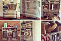 My Plate Rack / Our product - 100% Stainless Steel Shelving Units - Australia - Great for Kitchen, Studio, Cafe, Restaurant