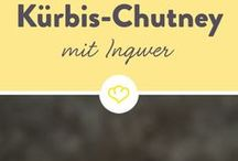 Marmelade/Chutney/Aufstriche