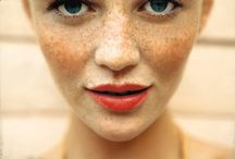 Freckles - Pecas / by Ana Maria