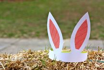 Easter/bunny birthday party