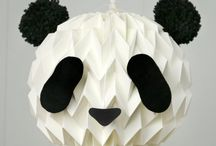 Panda Party / Ideas for a cute panda party theme
