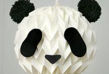 alles met panda's..