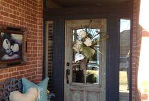 Entry Door arrangement