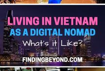 - DIGITAL NOMADS - / A board all about digital nomads and the lifestlye of living and working all around the world.