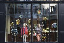 Windows Displays by Isabel Marant