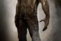 Fantasy Werewolfs / by April