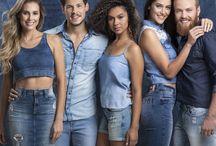 #SquadBlue / New Campaign Spring Summer 17. Campanha Club Denim Primavera Verão 17 #SquadBlue.