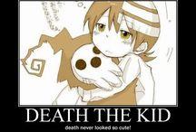 Death The Kid Female Version
