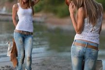 Country girls are the most beautiful girls in the world / by Richard Bernal