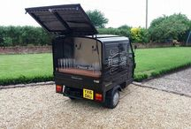 the Fizz Van / The Fizz Van. Our beautifully customised Piaggio Ape serving flash cooled ice cold fizz on tap. We do weddings, parties, corporate events & festivals. Based in North West England. www.fizzvan.com info@fizzvan.com