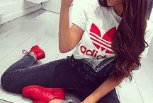 Trička adidas