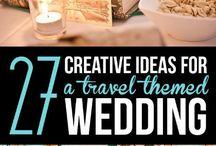 Culinary Travel Wedding Ideas