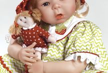 Lifelike Baby Dolls / Paradise Galleries makes some of the most realistic and wonderfully lifelike dolls to cherish year round. Meet some of the new faces this year! / by Paradise Galleries