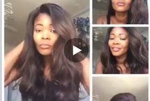 Videos by Tousled Nicolaaugustinehair.com Full lace wigs , Lace Front wigs and Glueless wigs to fit your needs !