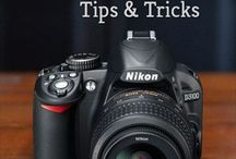 In the Dark Room ~ Nikon D3100 / Tips and tricks for the Nikon D3100 / by {Living Outside the Stacks}