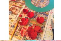 Remembrance and poppy crafts / Celebrate remembrance day and armistice with these fantastic poppy crafts, poppy activities and all things poppies