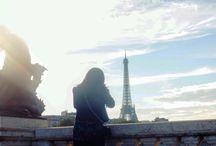 Paris I / Todos los lugares