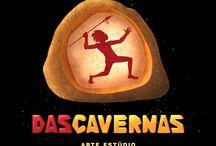 DasCavernas / Ilustração-2D/3D