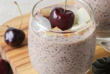Healthy Recipes / Our Favourite Healthy Recipes, including Smoothies, Chia Puddings and more.
