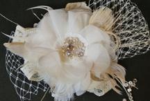 Wedding Hair Accessories / Assorted wedding veils