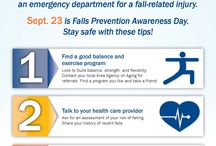 2014 National Falls Prevention Day / Learning how to prevent falls among the elderly.