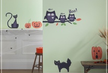Halloween Decorating / Halloween decorating ideas for the spooky day. / by weeDECOR
